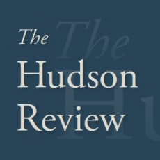 Image of Hudson Review Logo