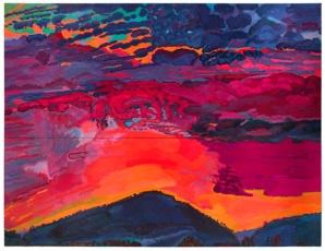 Staring at the Sun: Graham Nickson