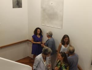 Yael Ben-Zion and Sophia Hamann Opening Reception