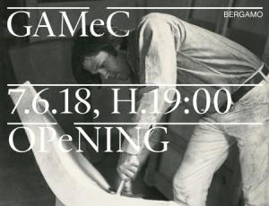 Gary Kuehn @ GAMeC - Galleria d'Arte Moderna e Contemporanea di Bergamo