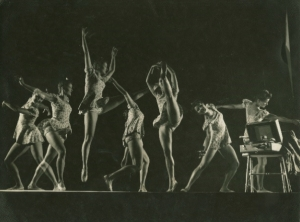 ON VIEW: Motion Pictures: Photographs by Gjon Mili