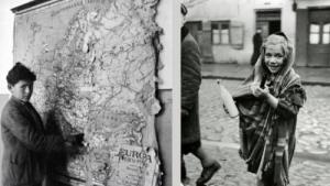 Recent Press for Roman Vishniac and David 'Chim' Seymour