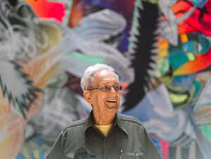 The New York Times - Frank Stella's Favorite cities for Art