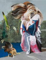 'Adrian Ghenie: The Battle Between Carnival and Feast' at Palazzo Cini, Venice