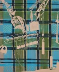 Caragh Thuring at Thomas Dane Gallery