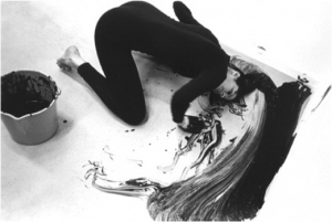"""Janine Antoni will be included in """"Artists I Steal From"""" at Galerie Thaddaeus Ropac in London"""