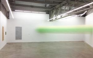 Kate Shepherd in 'Coloring' at the Atlanta Contemporary Art Center