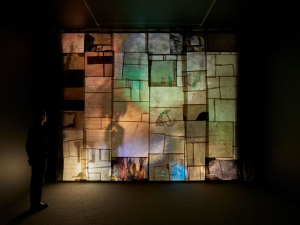 """""""Jockum Nordstrom: Without Lantern"""" will be on view at the Skissernas Museum, Sweden"""