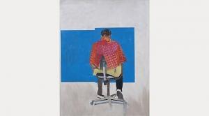 Hurvin Anderson at Ikon Gallery