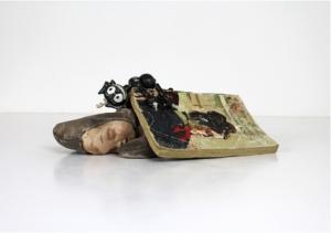 Kristen Morgin at Marc Selwyn Fine Art