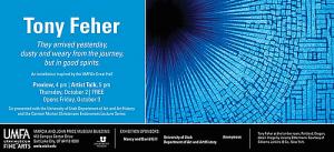 Tony Feher: Artist Talk at the Utah Museum of Fine Arts
