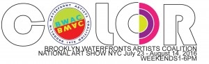 Richard Hoblock at Brooklyn Waterfronts Artists Coalition
