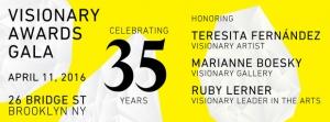 Teresita Fernández announced as the 2016 Visionary Artist Award Honoree