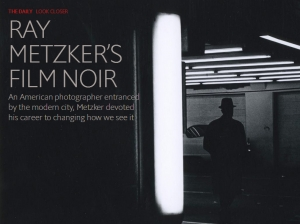 Ray Metzker featured in the Economist