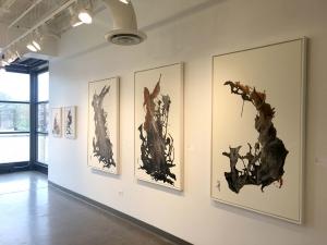 Shulin Sun Solo Exhibition at Evanston Art Center, Evanston, IL