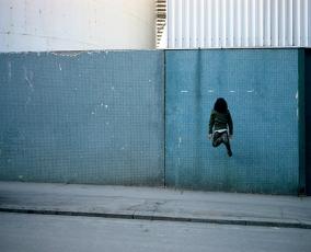Denis Darzacq's La Chute featured in Huffington Post