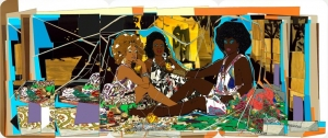 MICKALENE THOMAS | SEATTLE MUSEUM OF ART