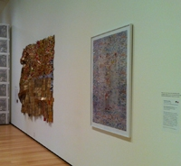 RACHEL PERRY ON DISPLAY AT MUSEUM OF FINE ARTS, BOSTON