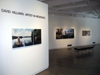 DAVID HILLIARD NAMED DARTMOUTH COLLEGE ARTIST-IN-RESIDENCE FOR WINTER/SPRING 2010