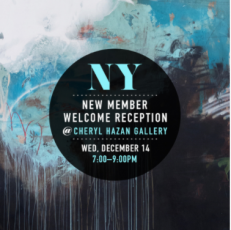 IVY Event at Cheryl Hazan Gallery