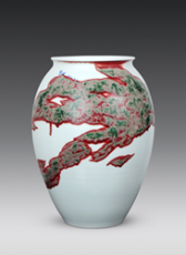 菲兹杰拉德美术馆的当代亚洲陶瓷使TEFAE和PAD的收藏家激动无比