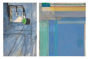 Cool, Sublime, Idealistic Diebenkorn