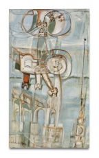 "Hedda Sterne, ""Machines 1947-1951"""
