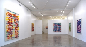 LAM Gallery Opening Night with Artist Monique Prieto