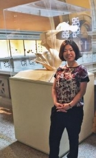 Fujikasa Satoko Receives Takashimaya Art Prize