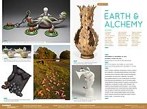 Earth & Alchemy Exhibition