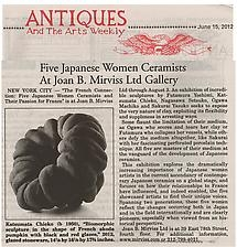 Antiques and the Arts Weekly, June 2012