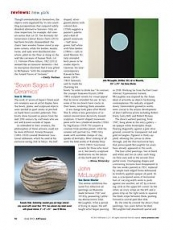 Seven Sages of Ceramics, June 2013
