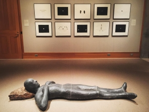 Antony Gormley in Modernism and Memory: Rhoda Pritzker and the Art of Collecting