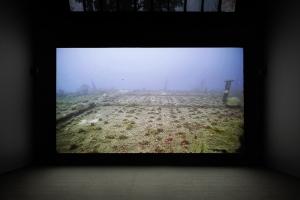 Julian Charrière and Janaina Tschape in Oceans Une vision du monde au rythme des vagues