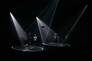 Anthony McCall in A World View: The Tim Fairfax Gift