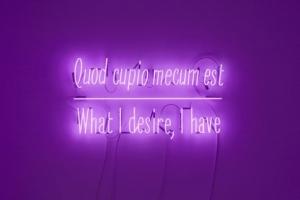 Joseph Kosuth in La Poesia è di tutti - A project by La Lettura - Fondazione Corriere della Sera