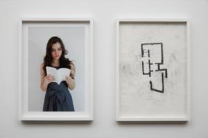 Julião Sarmento Works on Paper