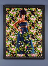 Kehinde Wiley in Expanding Narratives: The Figure and the Ground