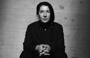 Marina Abramović in Mona Polacca + Marina Abramović: Rites and Rituals