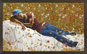 Kehinde Wiley in Dress Up, Speak Up: Regalia and Resistance