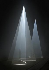 Anthony McCall in The Truth of Uncertainty: Moving Image Works from the Hall Collection