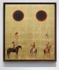 Laurent Grasso in Alchemy: Transformations in Gold