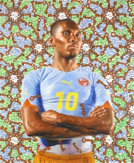 Kehinde Wiley in The World's Game: Fútbol and Contemporary Art