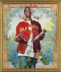 "Kehinde Wiley in Money with a Capital ""M"""