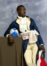 Kehinde Wiley in Beyond Borders: Global Africa