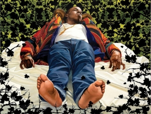 Kehinde Wiley: Lamentation
