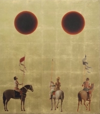 Los Carpinteros and Laurent Grasso in Alchemy: Transformations in Gold