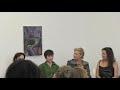Artists Talk - Delia Brown, Inka Essenhigh and Hilary Harkness