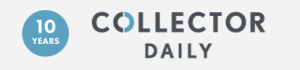 Mandy Vahabzadeh Featured in Collector Daily