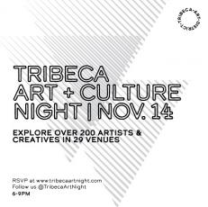 Anita Rogers Gallery in Tribeca Art + Culture Night 2019
